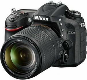 NikonD7200 + 18-105 VR
