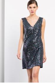 Kiss My Dress Sukienka WS17.SUD035 mahoniowy
