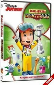 CDPROJEKT Złota Rączka DVD - Wielki wyścig DE 0308B