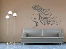 Naklej-to.pl Naklejka na ścianę Kobieta naklejki na ścianę