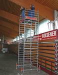 Krause Rusztowanie - STABILO 500; 2.5 x 1.50m. wys.rob. 14.40m 745156