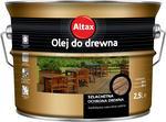 Opinie o Altax Impregnat Olej Do Drewna Kasztan 2,5 L