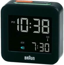Braun budzik cyfrowy Multiband czarny