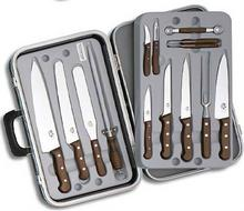 Victorinox Zestaw noży w walizce 5.4914