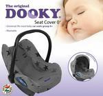 Xplorys Pokrowiec do FOTELIKa Dooky Seat Cover Grey Stars 217_840