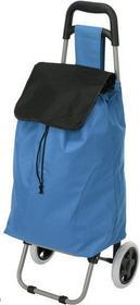 Wózek na kółkach, torba na zakupy - niebieski DW2190990-niebieski