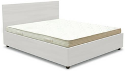 Dormeo Rama łóżka Millana 140X200 - biały