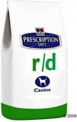 Hills Prescription Diet Canine - R/D 12 kg