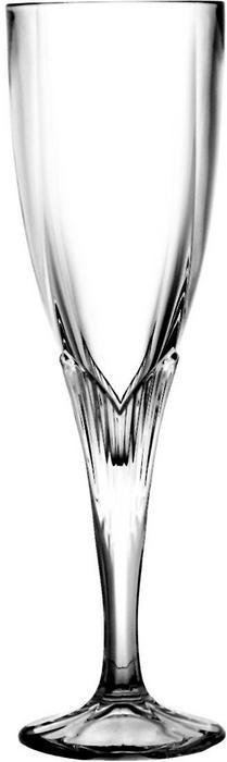 Crystal Julia Kieliszki do szampana kryształowe 6 sztuk 9303)