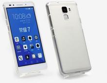 Etuo.pl FLEXmat Case Huawei Honor 7 Etui biały ETHW240FLMTCLR00