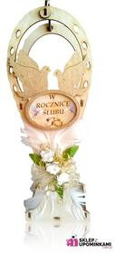 Stojak kosz na butelkę prezent na Rocznicę Ślubu 1049