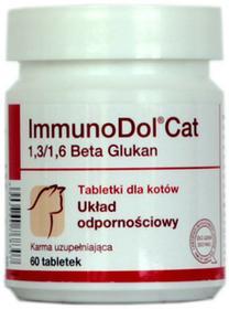 Dolfos Immunodol Cat preparat stymulujący układ odpornościowy 60tab