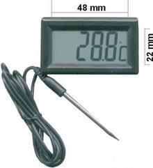 ATM LTD TERMOMETR TABL.ST-9290 D Z SONDĄ - 50 do +300st. ALARM!!
