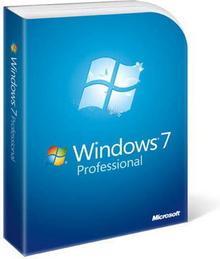 Microsoft Windows 7 Professional OEM angielski