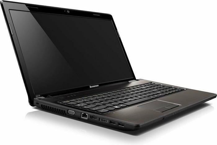 """Lenovo IdeaPad G570 15,6"""", Core i3 2,1GHz, 2GB RAM, 750GB HDD (59-306094)"""