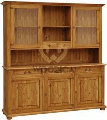 Woodica Kredens Kuchenny Hacienda 02 [Pil-III]
