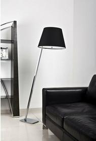 Maxlight ORLANDOLampa podłogowa Czarny chrom 5103F/BL