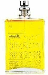 Escentric Molecules Molecule 03 Woda toaletowa 100ml TESTER