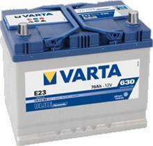 Varta BLUE DYNAMIC E23 70Ah 630A P+