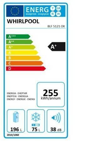 Whirlpool BLF5121OX