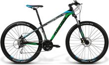 Kross Level R3 2015 czarno-zielony