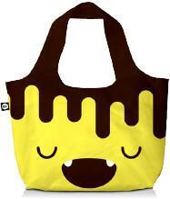 BG Berlin Eco torba na zakupy 3w1 BG Eco Bags - ChocoBanana BG001/01/130