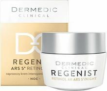 Dermedic REGENIST ARS 5 Retinol AR intensywnie odnawiający krem na noc 50 g