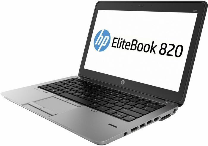 """HP EliteBook 820 G2 P4T77EA 12,5"""", Core i7 2,4GHz, 8GB RAM, 256GB SSD (P4T77EA)"""