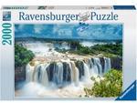 Ravensburger 2000 ELEMENTÓW Wodospad Iguazu 491634