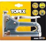 Topex ZSZYWACZ TAPICERSKI 6-14MM (41E905)