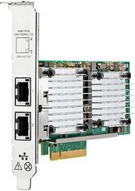 HPE HPE Ethernet 10Gb 2-port 530T Adapter 656596-B21