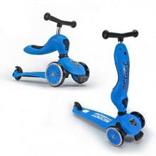 Scoot & Ride STARE! Highwaykick 2w1 Blue 96202