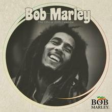 Bob Marley Rasta - oficjalny kalendarz 2015 r.