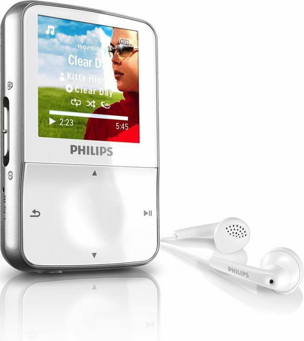 Philips GoGear Vibe 4GB