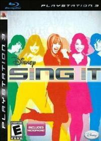 Disney Sing It ! PS2