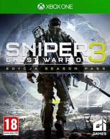 Premiera Sniper Ghost Warrior 3 Edycja Season Pass XONE