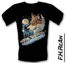 Śmieszne koszuLki Wilk NIGHTWOLF
