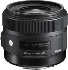 Sigma 30mm f/1.4 A DC HSM Nikon