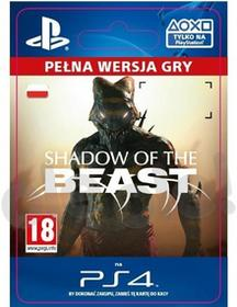 Sony Shadow of the Beast PS4 [kod aktywacyjny]