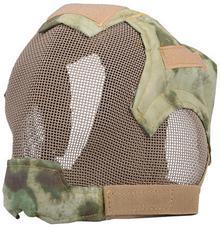 ULTIMATE Tactical Pełna maska ochronna ASG UT V6 Edition - ATC FG (MAS-