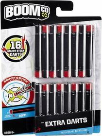 Mattel Boom Co BoomCo Strzałki Czarne 16 szt. BGY57