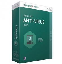 Kaspersky Anti-Virus Esd 1D 12M