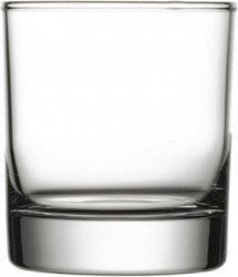 Pasabahce STALGAST Szklanka niska / V 315 ml / side / 400036