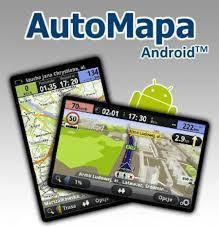 Automapa Android Polska - licencja 366 dni