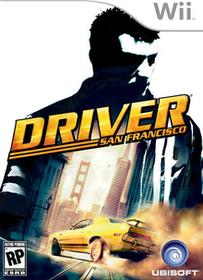 Driver San Francisco Wii