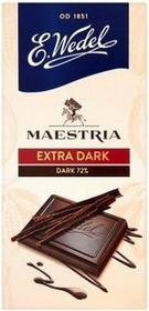 Wedel Maestria Extra Dark 72% 100g