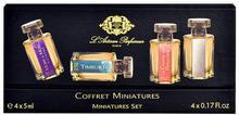 L`Artisan Parfumeur Mini Set U Zestaw perfum 5ml Edp Caligna + 5ml Edt La Chasse