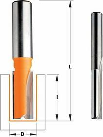 CMT Frez prosty HM do drewna, średnica 5 mm, długość robocza 12 mm - CMT (911.050.11)