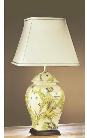 Luis Collection Parrot LUI/PARROT (82PA/TJ35) Lampa stołowa