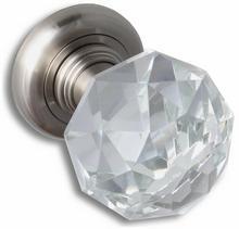 Kuchinox Gałko-gałka kryształowa satyna